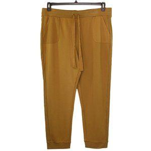 Lori Goldstein Stylist Ponte Jogger Pant XL L1649